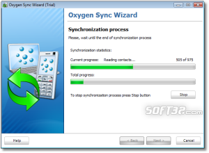 OxySync Screenshot 3