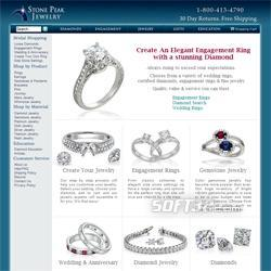 Affordable Engagement Rings Screenshot