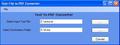 txt to PDF Converter 1