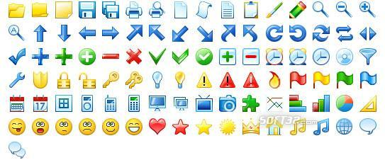 24x24 Free Toolbar Icons Screenshot 3