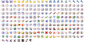 16x16 Office Toolbar Icons 1