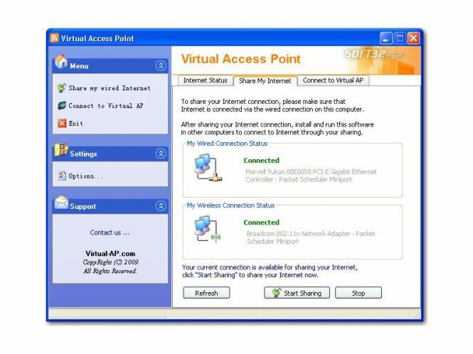 Virtual Access Point Screenshot 3
