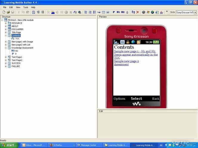 ABJAD Mobile Learning Screenshot 3