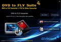 4Videosoft DVD to FLV Suite 1