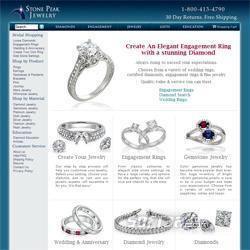 design my own engagement ring Screenshot