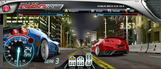 Nitto 1320 Legends Screenshot