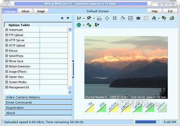 Willing Webcam Screenshot 2