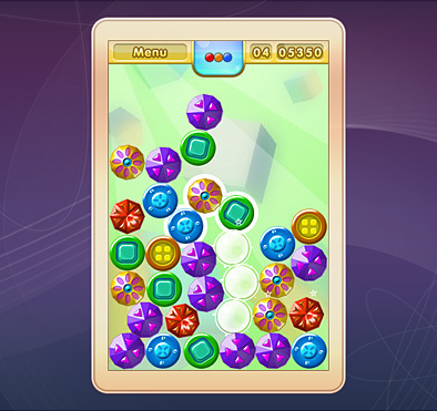 Color Buttons Screenshot