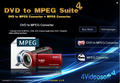 4Videosoft DVD to MPEG Suite 1