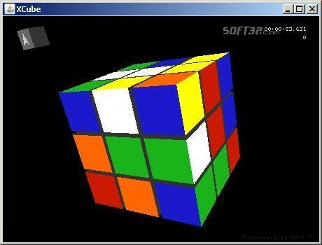 XCube-R01 Screenshot 2