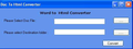 Doc To HTML Converter 1