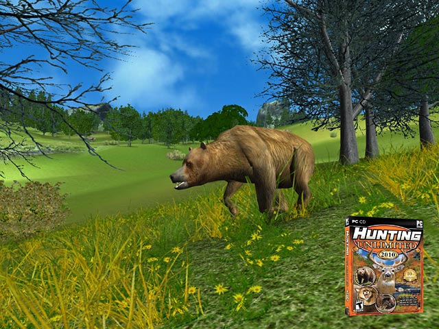 Hunting Unlimited 2010 Screenshot