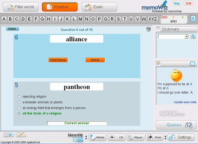 memowiz.com Screenshot 3