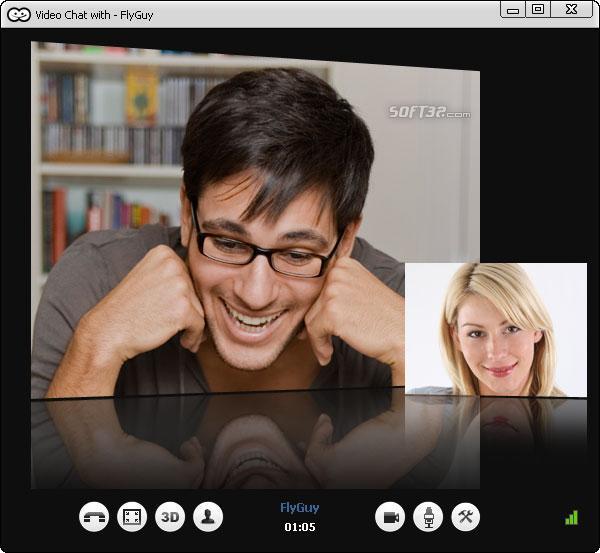 goober Messenger Screenshot 1