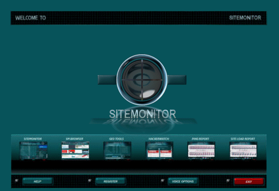 Sitemonitor Screenshot