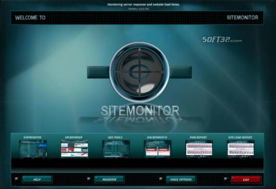 Sitemonitor Screenshot 3