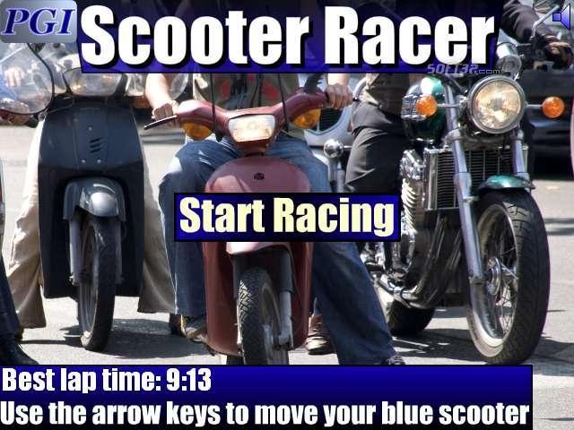 Scooter Racer Screenshot 3