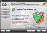DBConvert for Excel & MS SQL Screenshot 2