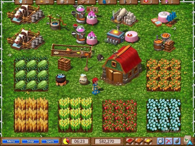 Fantastic Farm Screenshot 3