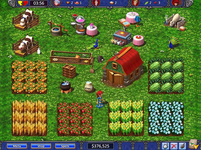 Fantastic Farm (Mac) Screenshot