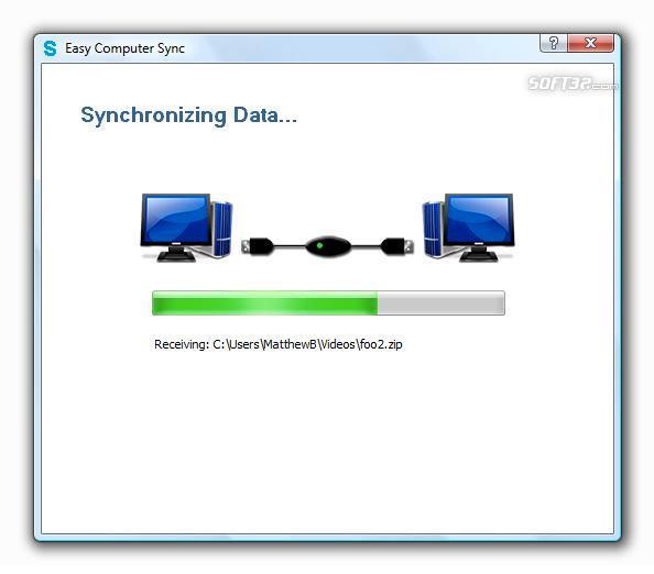 Easy Computer Sync Screenshot 3