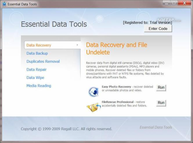 Essential Data Tools Screenshot 3