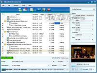 Xilisoft DivX Converter Screenshot 3