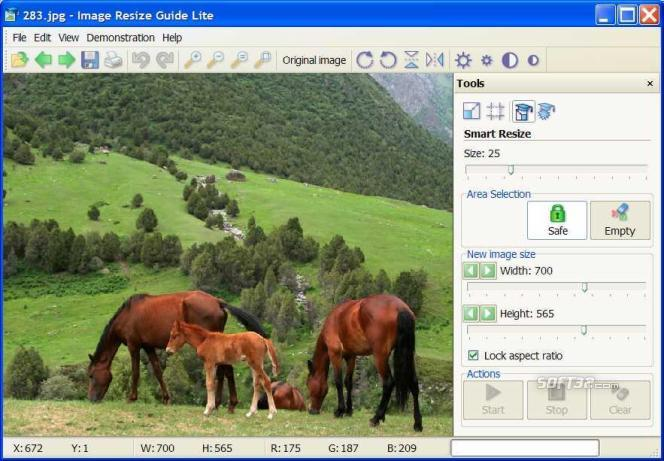Image Resize Guide Lite Screenshot 3