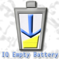 IQ Empty Battery Screenshot 1