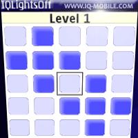 IQ Lights Off Game Screenshot 1