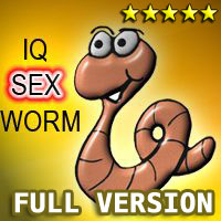 IQ Sex Worm Full Screenshot