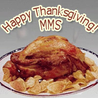 IQ Thanksgiving MMS Screenshot