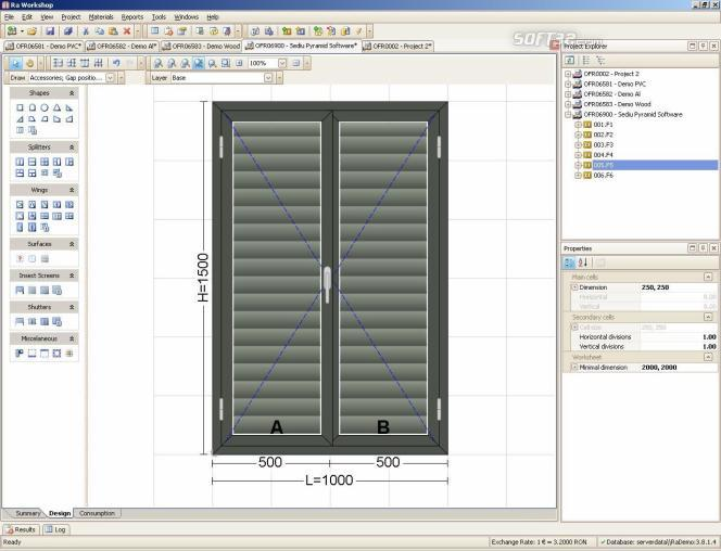 Ra Workshop Professional Screenshot 2