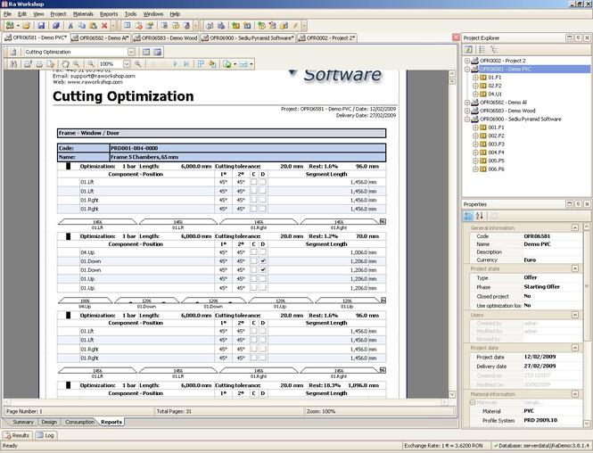 Ra Workshop Advanced Professional Screenshot 1