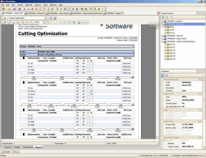 Ra Workshop Advanced Professional Screenshot 2
