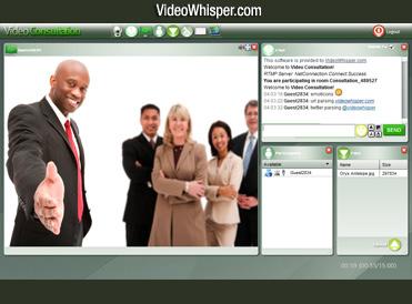 Video Consultation Online Screenshot