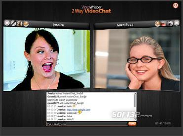 2 Way Video Chat Script Screenshot 2