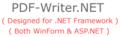 PDF-Writer.NET 1
