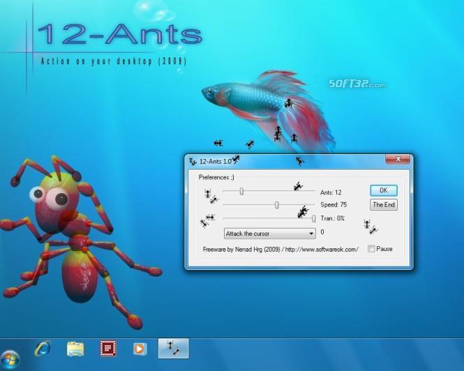 12-Ants Screenshot 2