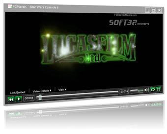 FCPlayer Screenshot 2