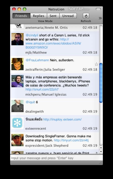 NatsuLion Screenshot 2