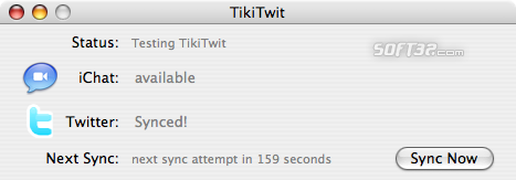 TikiTwit Screenshot 1