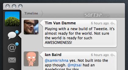 Tweetie Screenshot
