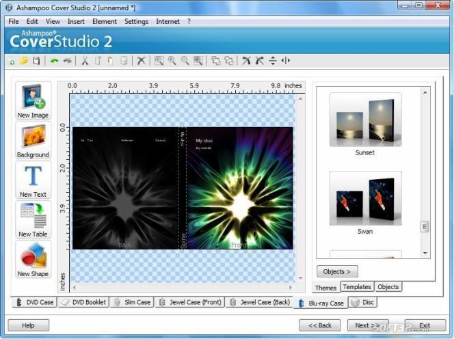 Ashampoo Cover Studio 2 Screenshot 3