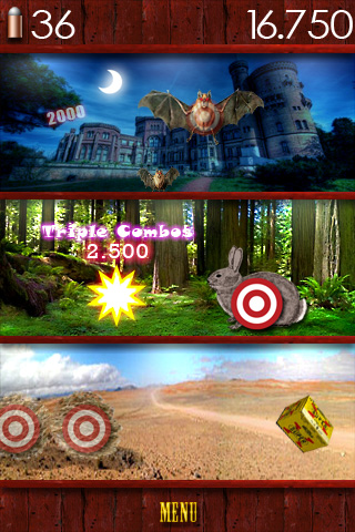 Shooting Gallery Mac Screenshot 1