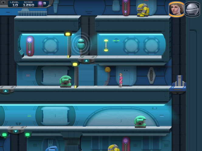 Little Space Duo Screenshot 1