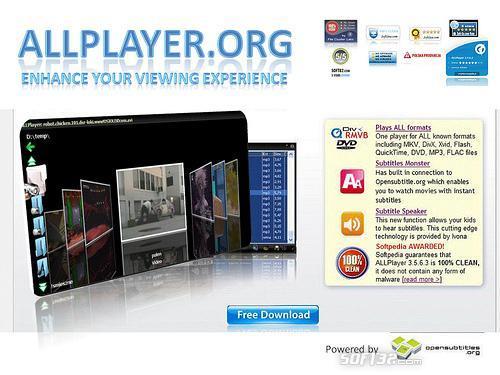 ALLPlayer portable Screenshot 3