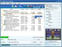Xilisoft ASF Converter Screenshot 2