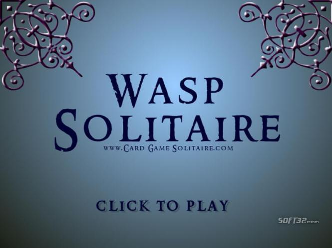 Wasp Solitaire Screenshot 2