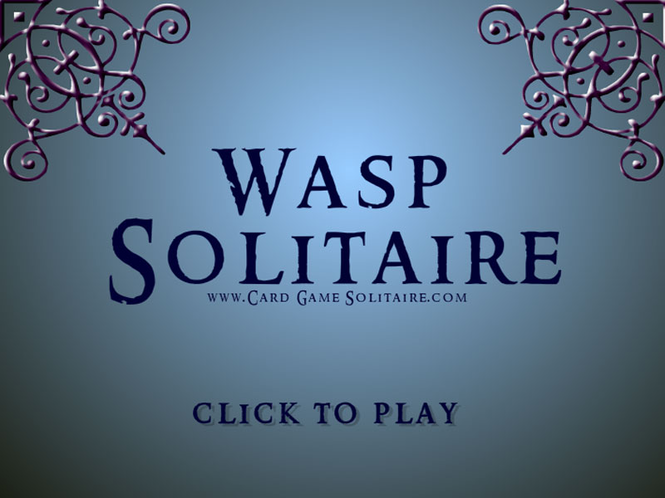 Wasp Solitaire Screenshot 1